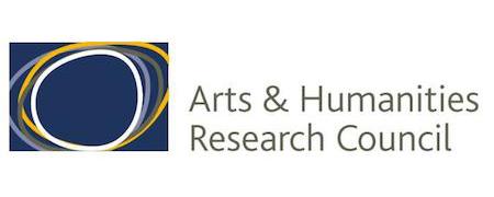AHRC logo.