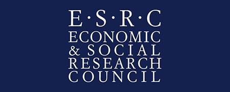 ESRC logo.